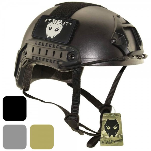 ATAIRSOFT MH Type Tactical Fast Helmet Version
